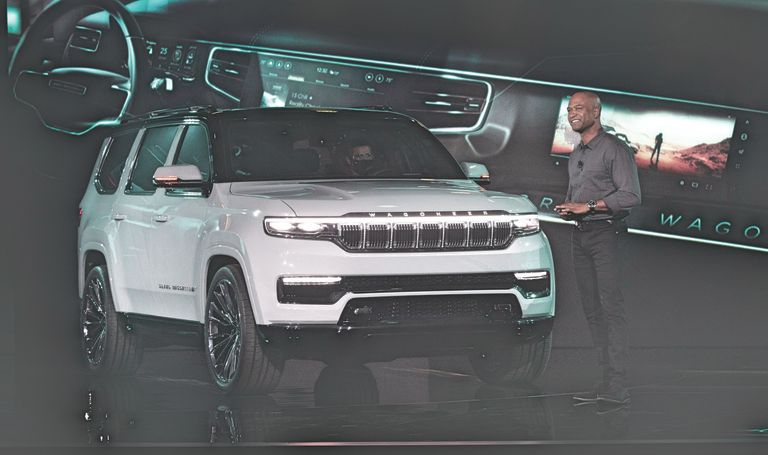 FCA, dealers agree: Canadians want a luxury Jeep Grand Wagoneer