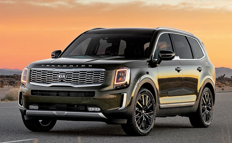 Kia Canada recalls more than 2,100 Tellurides over incorrect seat belt assemblies