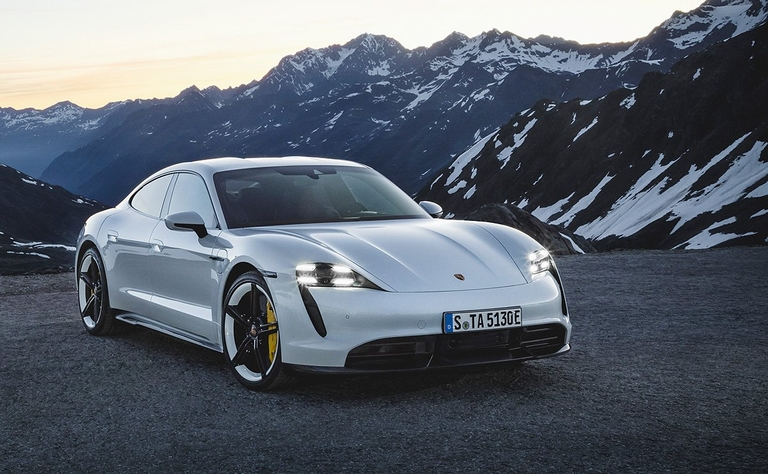 Taycan is like no other Porsche -- at least in one way