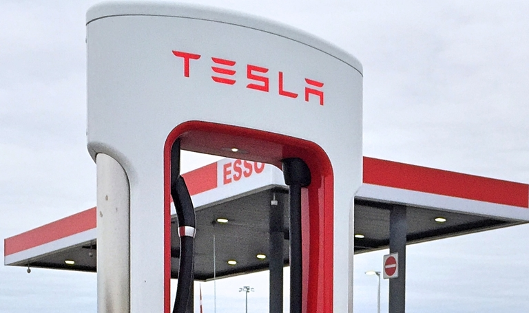 How does gas tax shift to EVs?