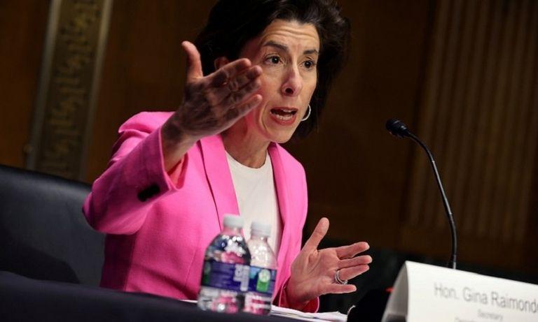 U.S. Commerce Secretary Gina Raimondo rtrs web.jpg