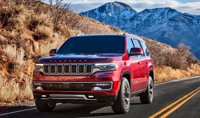 2022 Jeep Wagoneer