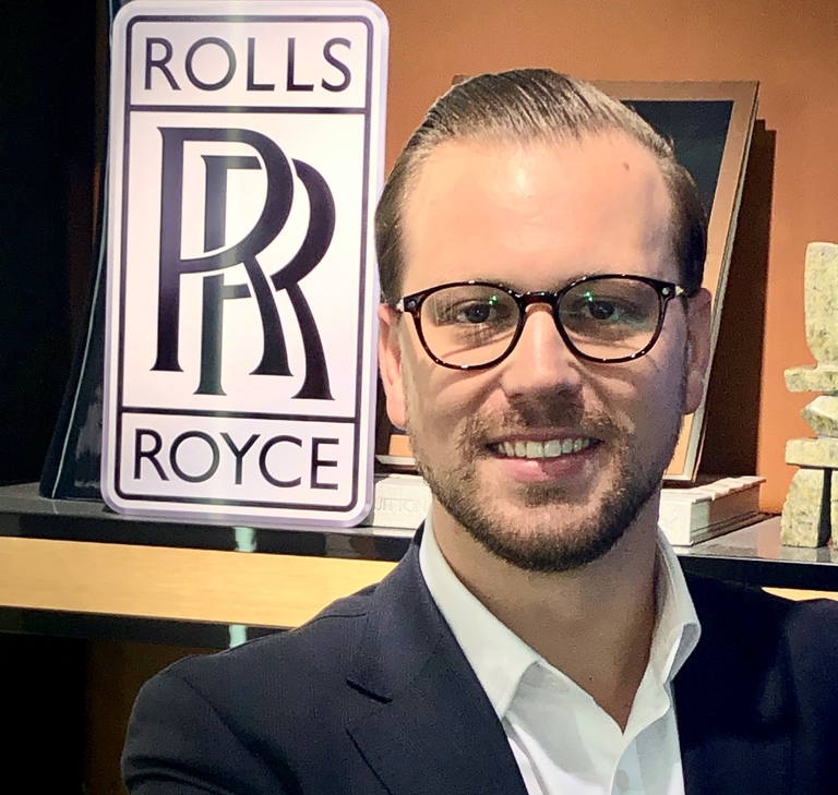 Rolls-Royce names BMW exec its new sales VP for Americas