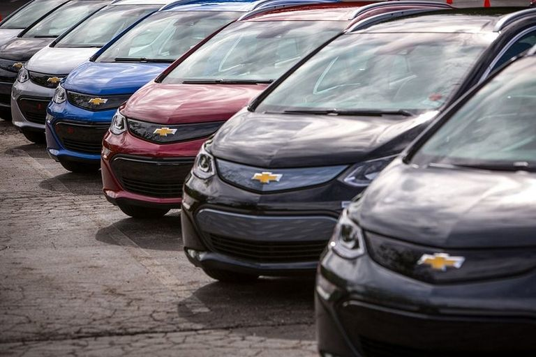 GM issues fix for fire-risk Bolts