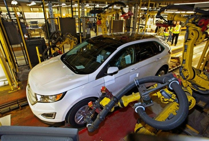 Would government incentives help save Ford Oakville?