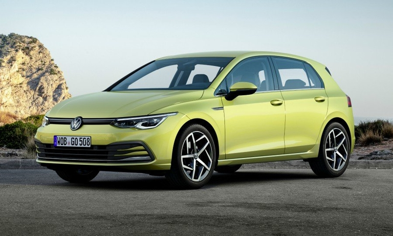 Next-gen VW Golf and new ID. Crozz EV coming to Canada in 2021