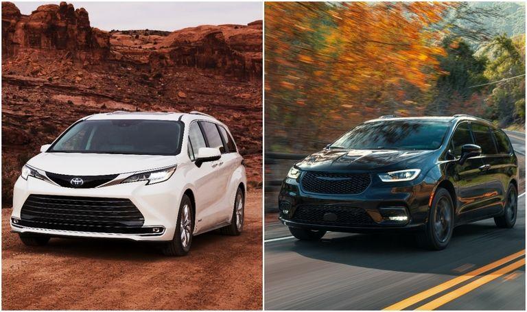 Toyota vs. Chrysler: Two ways forward for minivans
