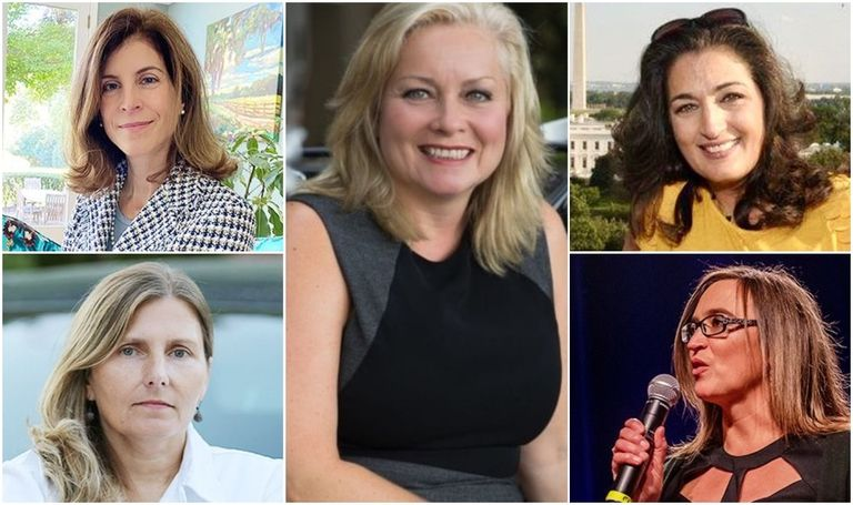 5 women with Canadians ties honoured as leaders in the N.A. auto industry