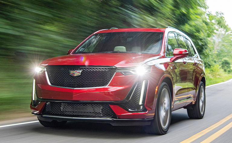 2020 Cadillac XT6 arrives in Canada in two high-end trims with standard awd