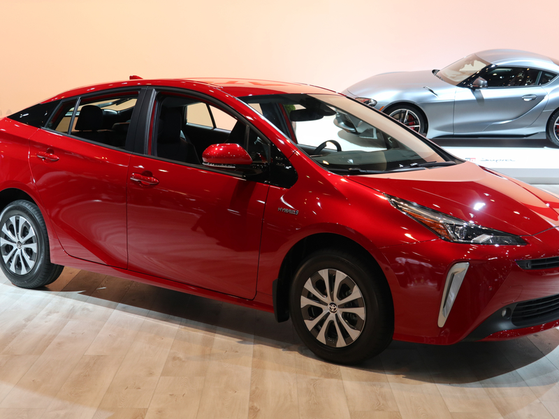 Toyota Prius AWD-e 'really about how it behaves in winter,' company says