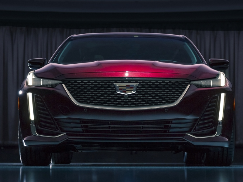 TAKE FIVE: While others redesign, Cadillac seeks breakthrough with something new