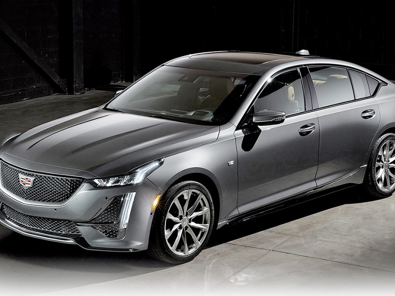 Gmc Dealers In Ct >> New Cadillac CT5 kicks off overhaul of cluttered sedan lineup