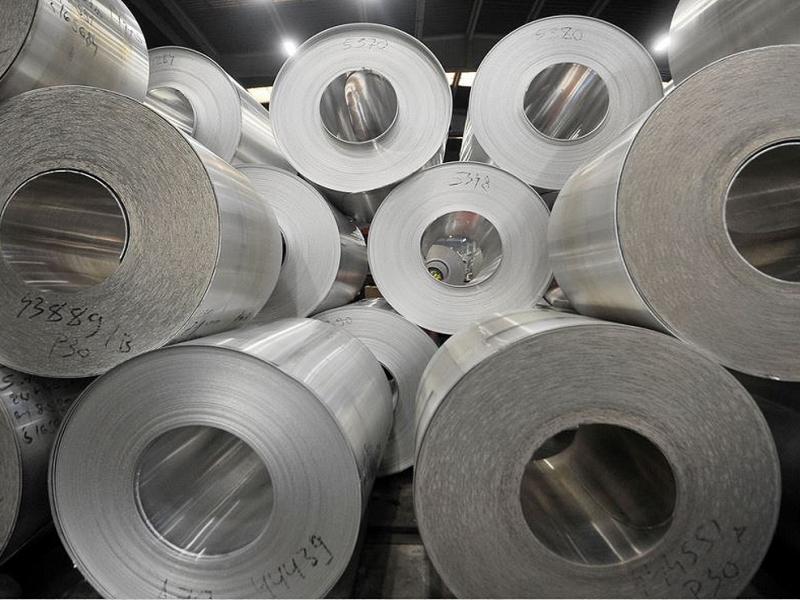Trump Plans To Impose Stiff Steel Aluminum Tariffs