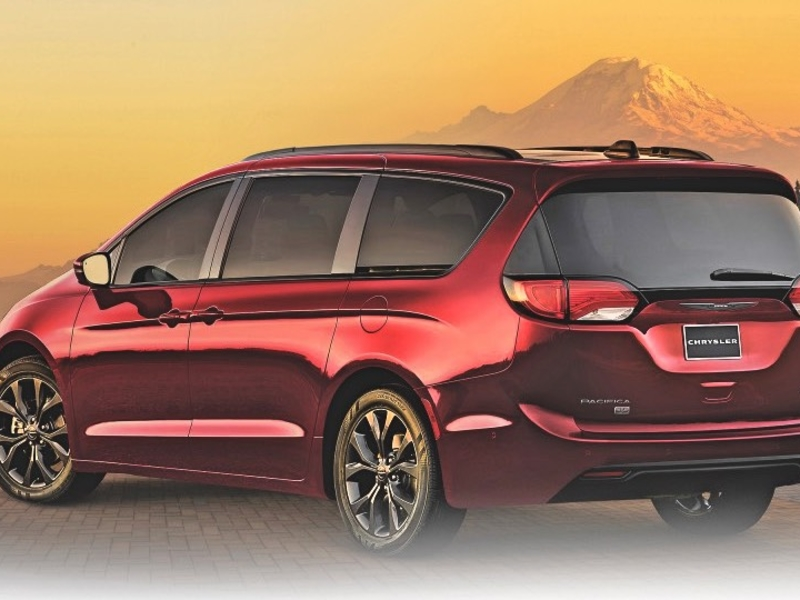 new fca minivan may replace dodge grand caravan