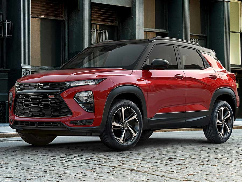 Chevy revives Trailblazer as 2021 small crossover