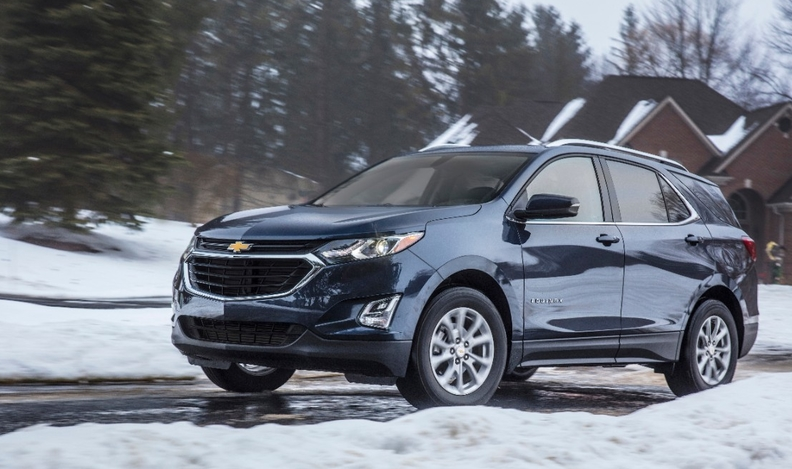 Equinox sales have remained hot in the United States, gaining 11 per cent in the first half of the year to 174,157 units sold.