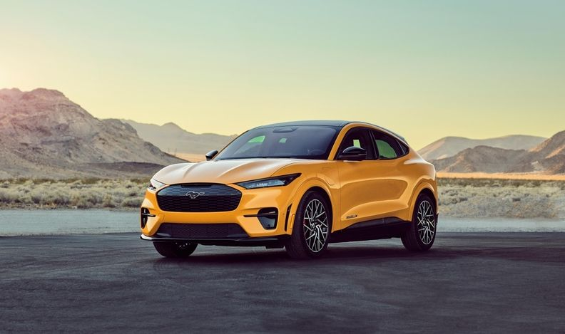 2021 Ford Mach E GT Performance