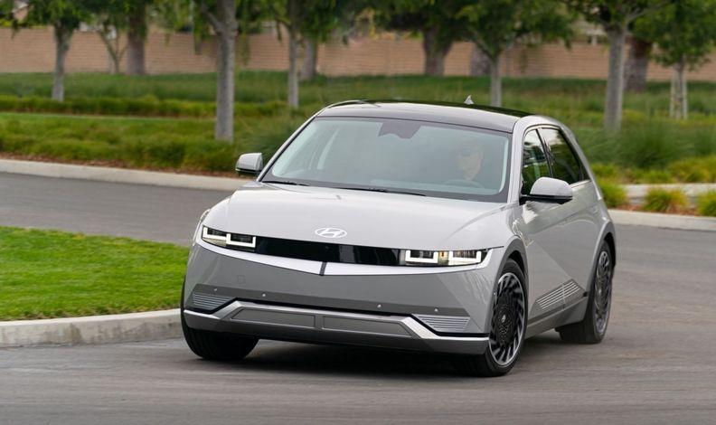 2022 Hyundai Ioniq 5 EV