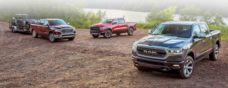 Ram hopes its diesel head start pays off as competition