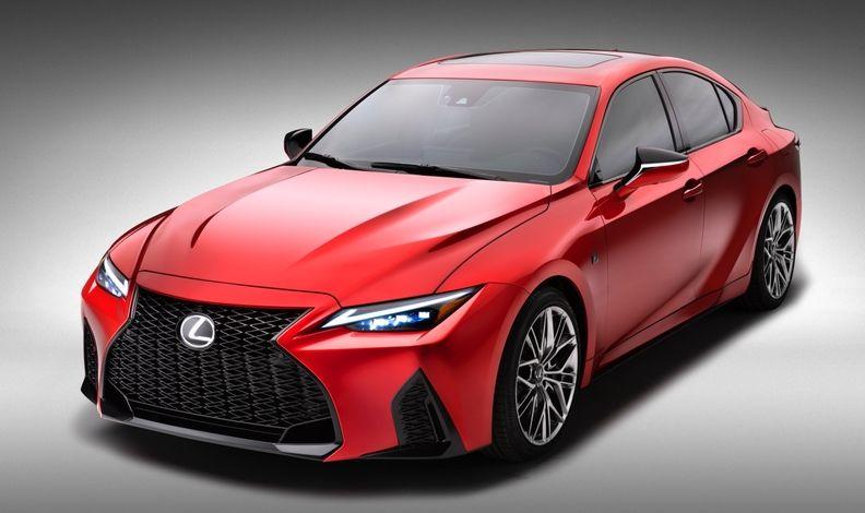 Lexus IS 500 Sport Performance