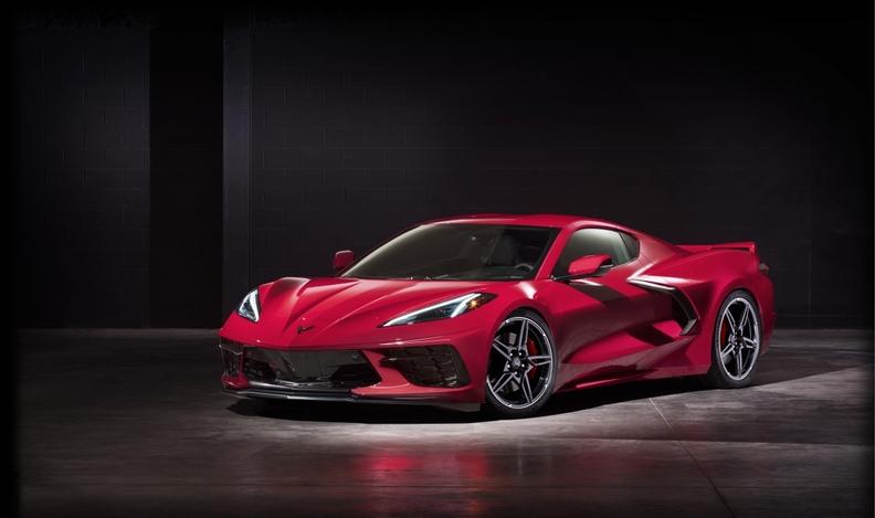 2020 Midengine Corvette Stingray