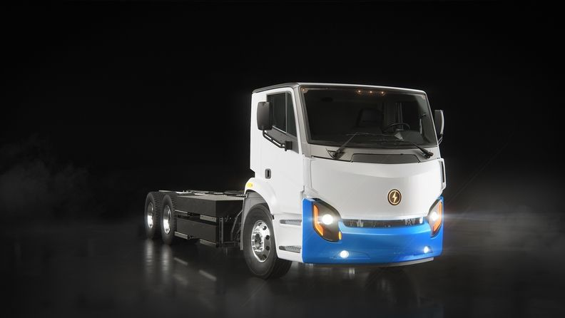 Lion Electric Truck