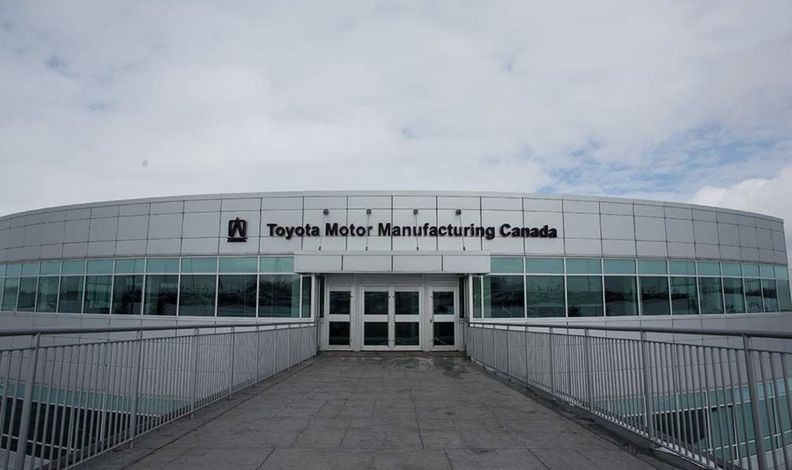 TOYOTA CANADA MANUFACTURING
