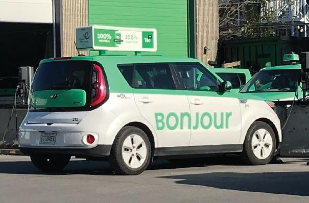 Montreal's Teo Taxi halts operation of Uber-fighting EV fleet