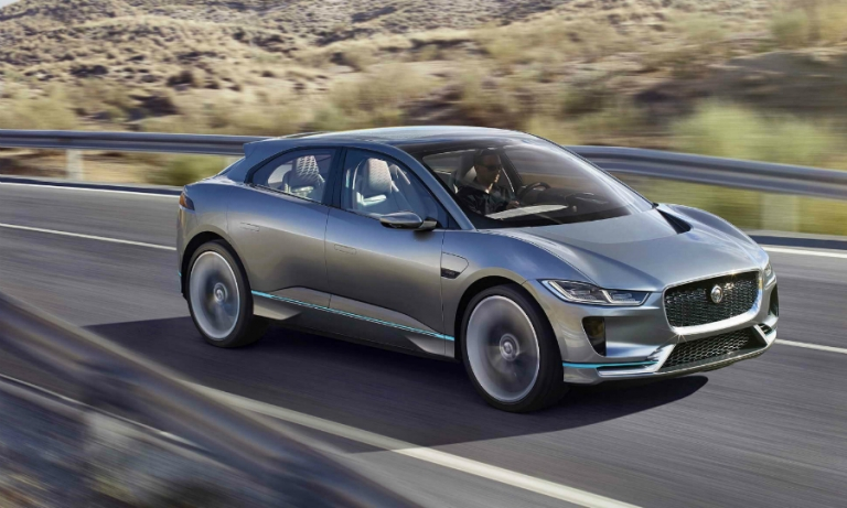 Jaguar will build I-Pace electric SUV with Magna Steyr, CEO says