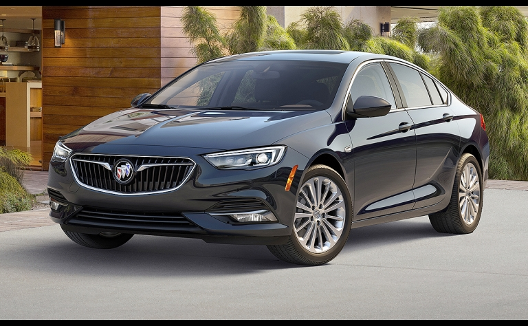 Only one of two new Buick Regal models coming to Canada