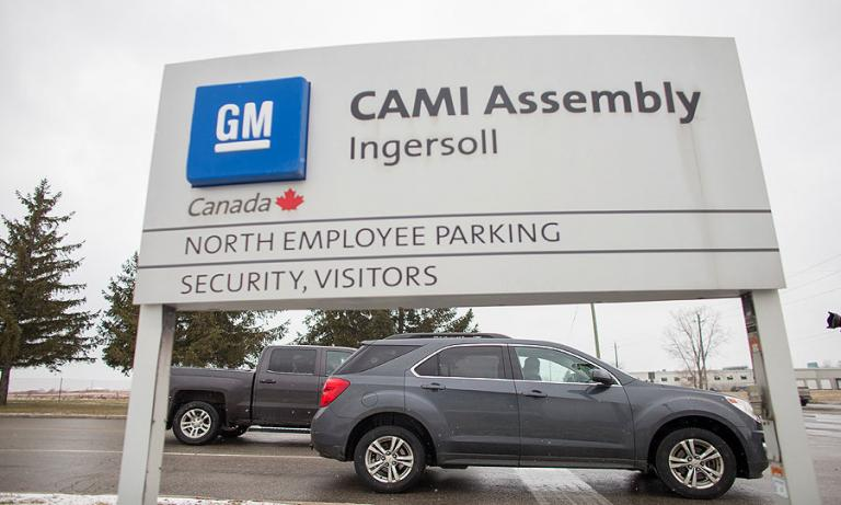 How GM forced Unifor to stand down