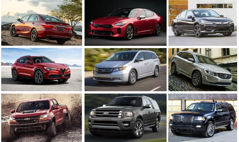 Kia, Alfa finalists for North American vehicles of the year for first time