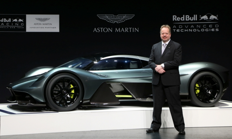 Aston Martin wants to cash in on Canada's growing luxury market