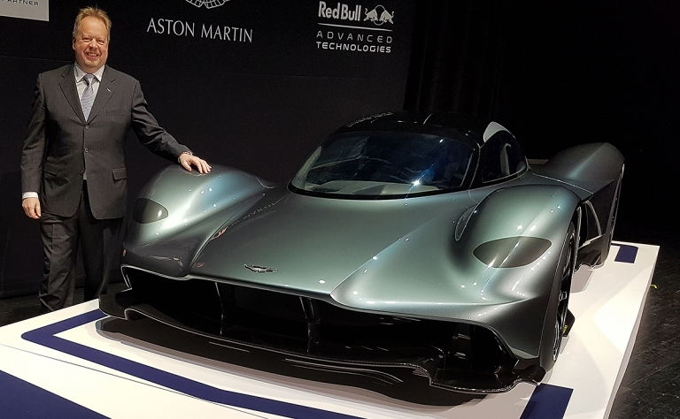 Multimatic 'obvious pick' for Aston Martin hypercar