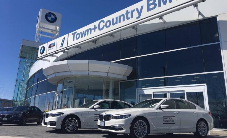 Pfaff adds Toronto BMW and Mini dealerships to its portfolio