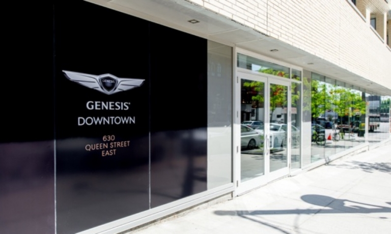 Genesis is serving customers, not attacking dealership model