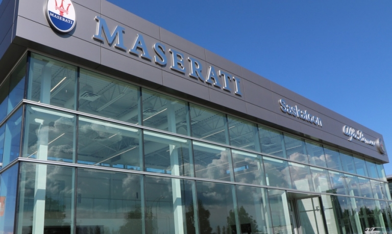 Maserati opens first Saskatchewan store to meet growing luxury demand