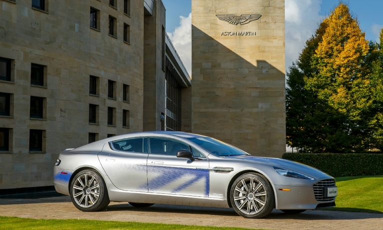 Aston Martin, Magna both seeking EV partners in China