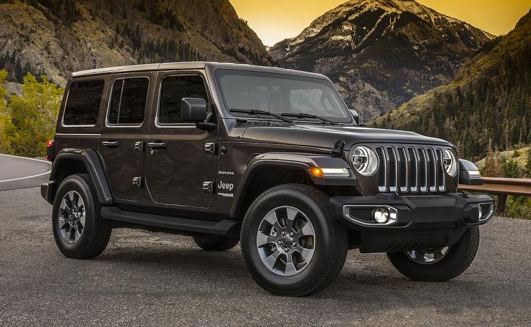 Under next-gen Jeep Wrangler's familiar sheet metal, a modern-day overhaul