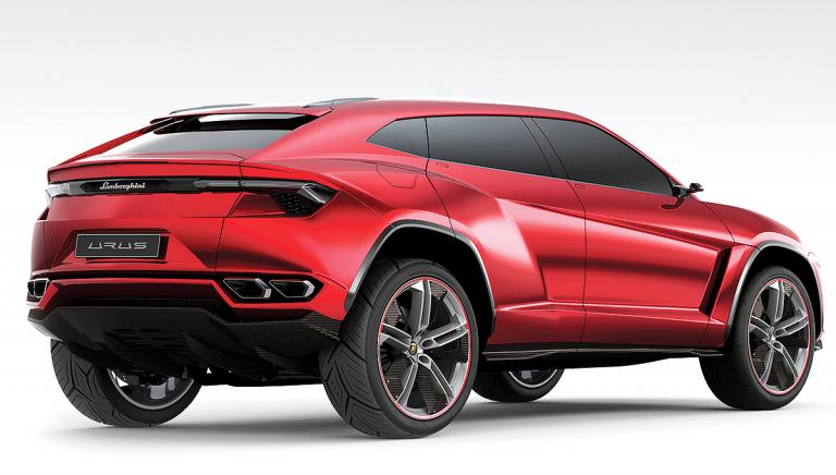 Lamborghini expects rapid growth in Canada once Urus arrives