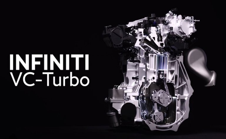 Infiniti rolls out industry-first variable compression engine